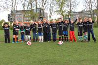 Kaboutervoetbal SC Genemuiden