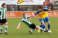 FC Lisse - SC Genemuiden