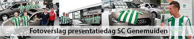 Presentatiedag Sportclub Genemuiden