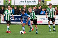 Moeizame 1-0 winst PEC Zwolle in oefenduel tegen  SC Genemuiden